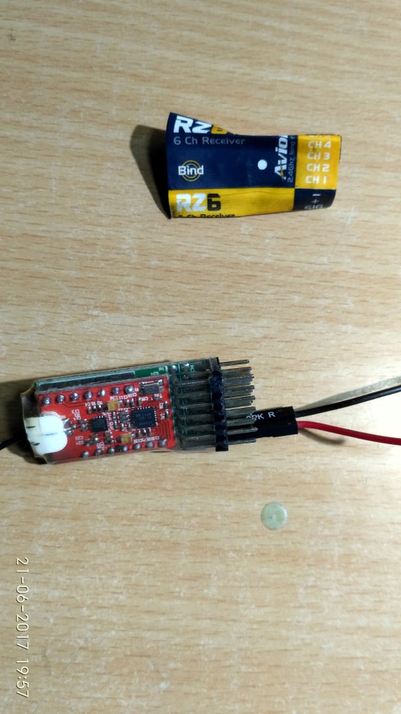 Hacking the Receiver and Fixing It