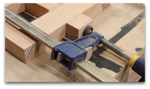 Adding the Top Wooden Spacer