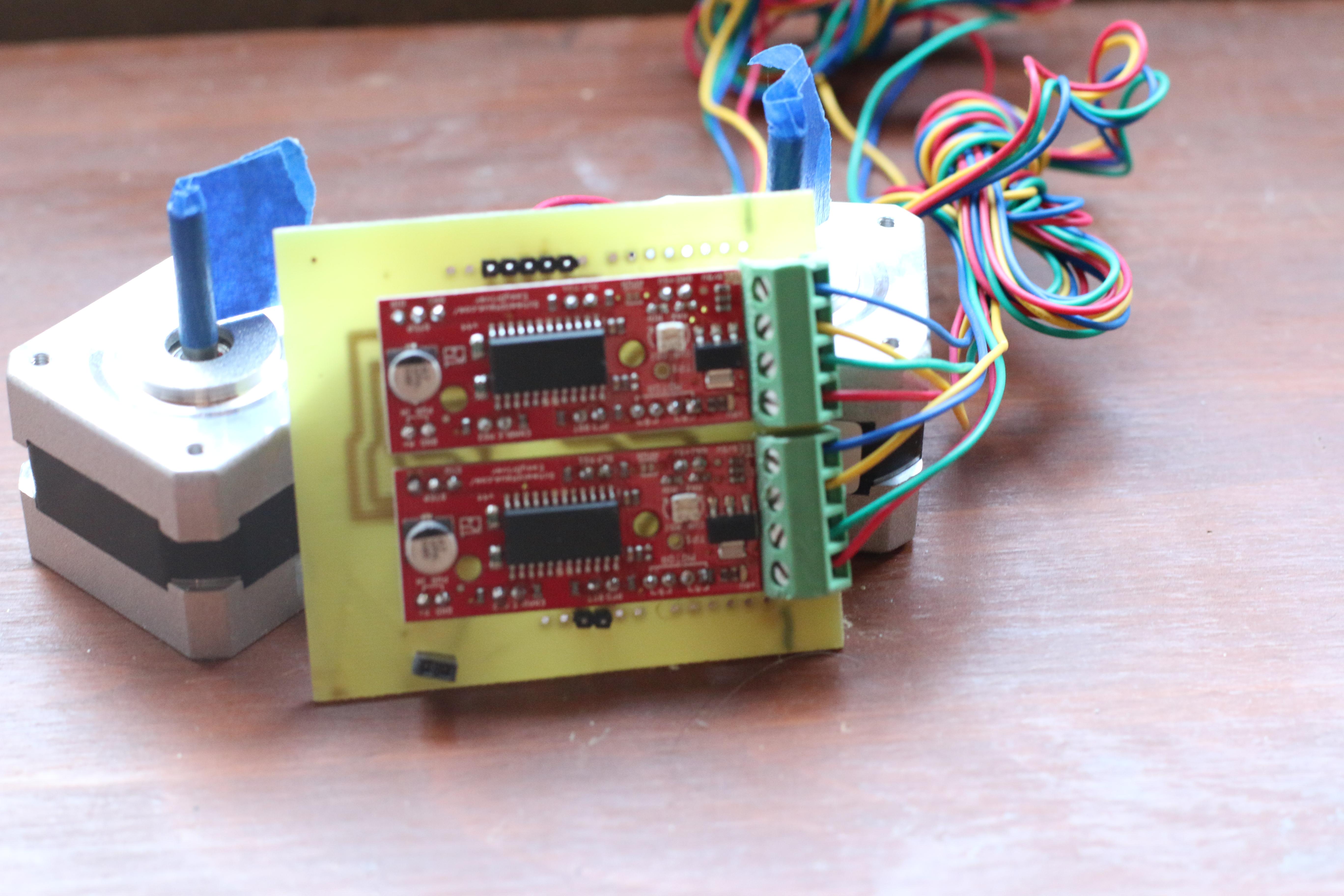 CNC Arduino Shield (PCB)