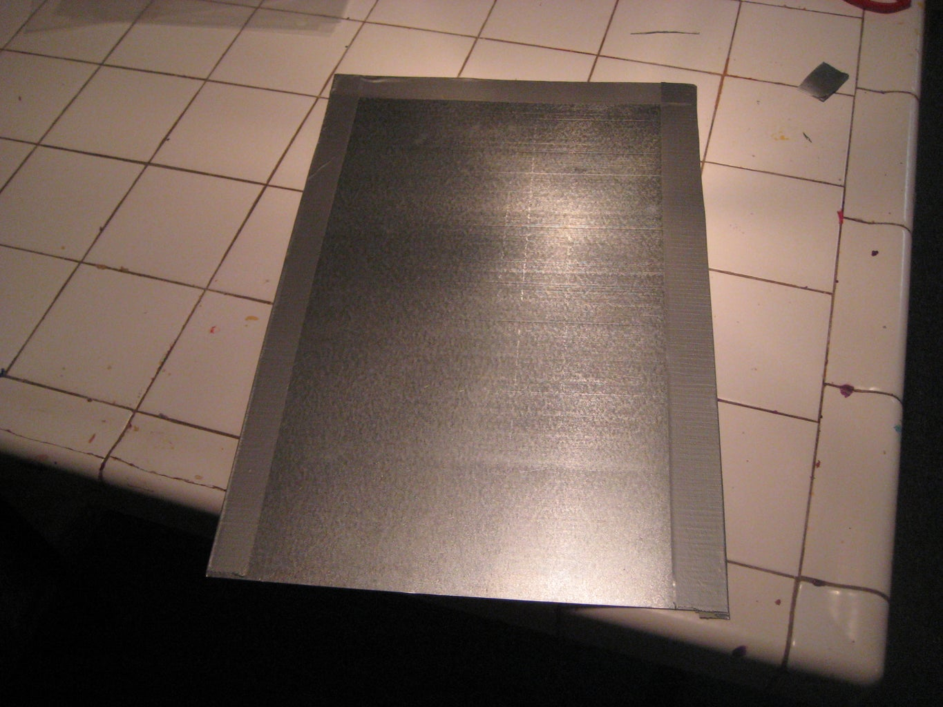 Making the Discharge Plate