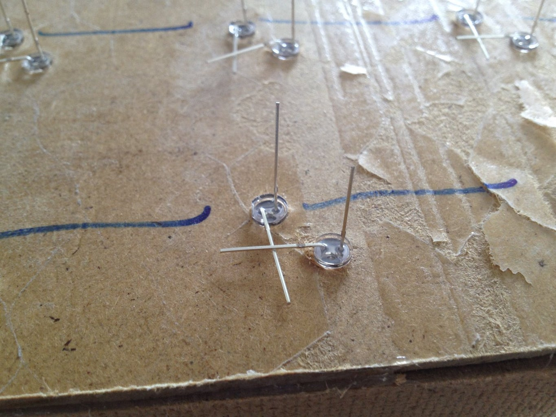 Creating the Led Matrix