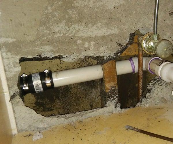 Misadventures in Plumbing - 101