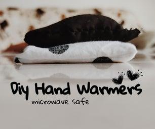 DIY暖手器