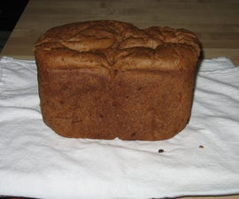 Steakhouse Brown Bread With BACON!