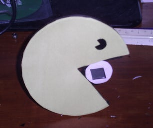 Cheap and Easy PacMan Digital Clock!