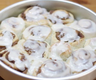 Easy Quick Cinnamon Rolls Without Yeast