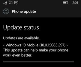 Lumia 635 512MB Journey to Windows 10 Mobile Fall Creators Update