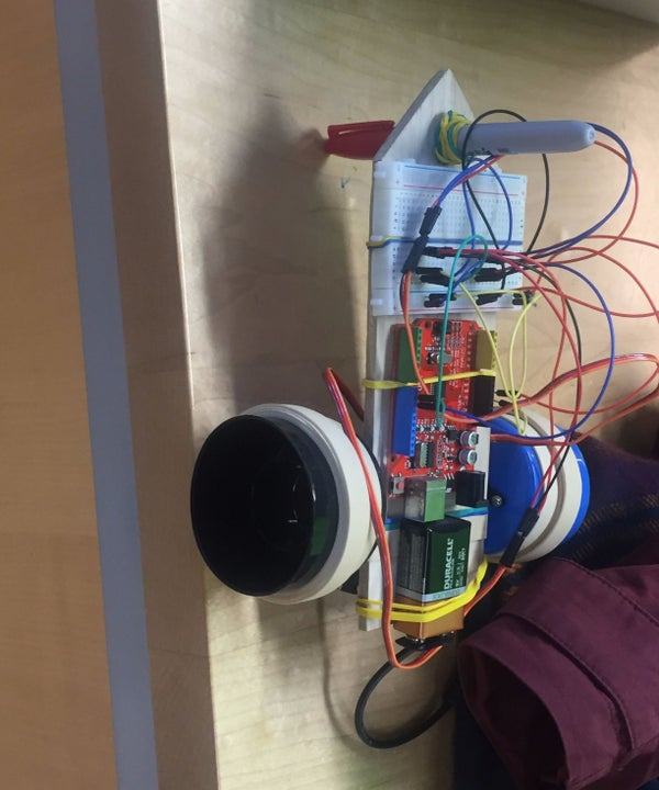 Arduino Drawbot 2.0
