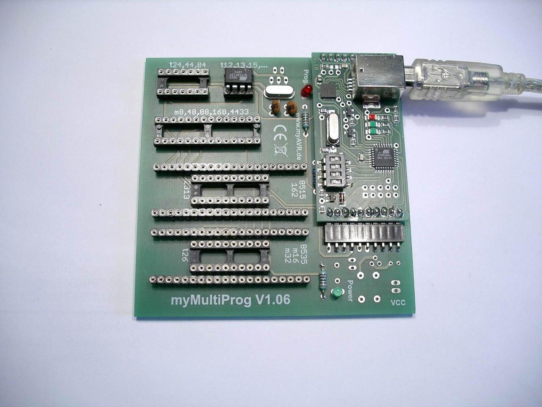 Program the Circuit