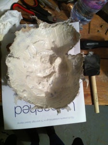 Extra: Ultra Cal Mold and Latex Cast for Skin