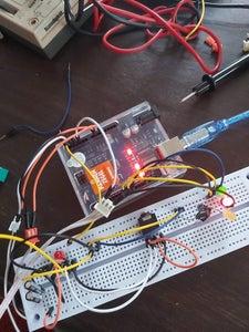 Joystick Met Arduino
