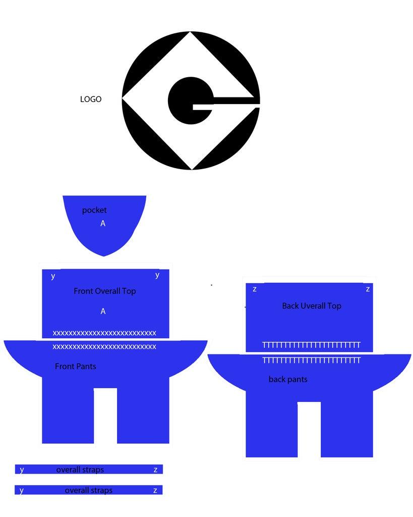 Overall and Pocket Logo
