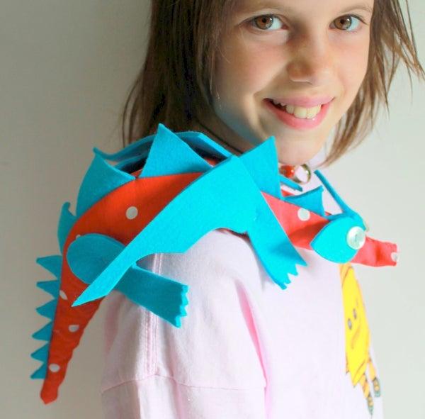 Hot Shoulder Dragon