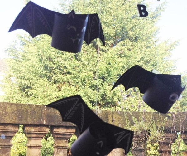 Quick and Easy Bat Decorations