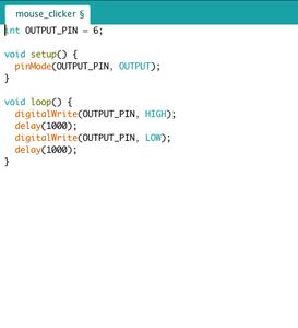 Arduino/Code Stuff