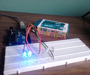 Arduino Led Pendulum