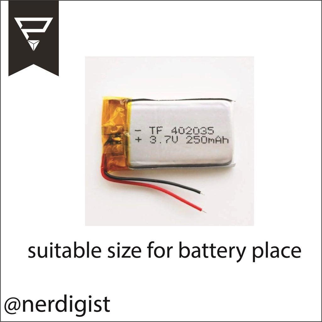 Choose a Suitable Lithium Battery Size