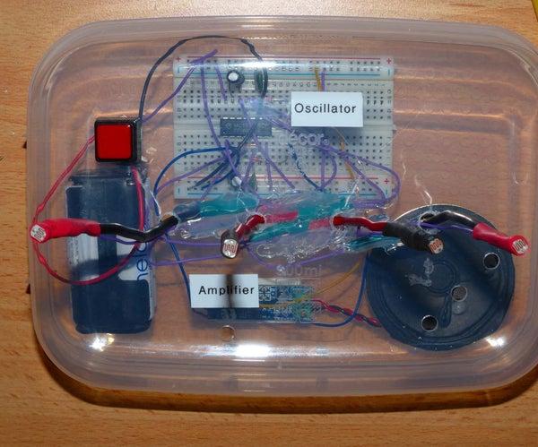 Simple Noise Maker!