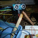 Arduino-Smart Distance controlled Insect