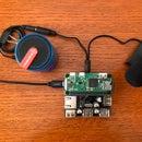 Alexa Voice Assistant on Raspberry Pi Zero Docking Hub