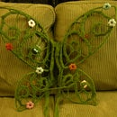 Crocheted Fairy Wings