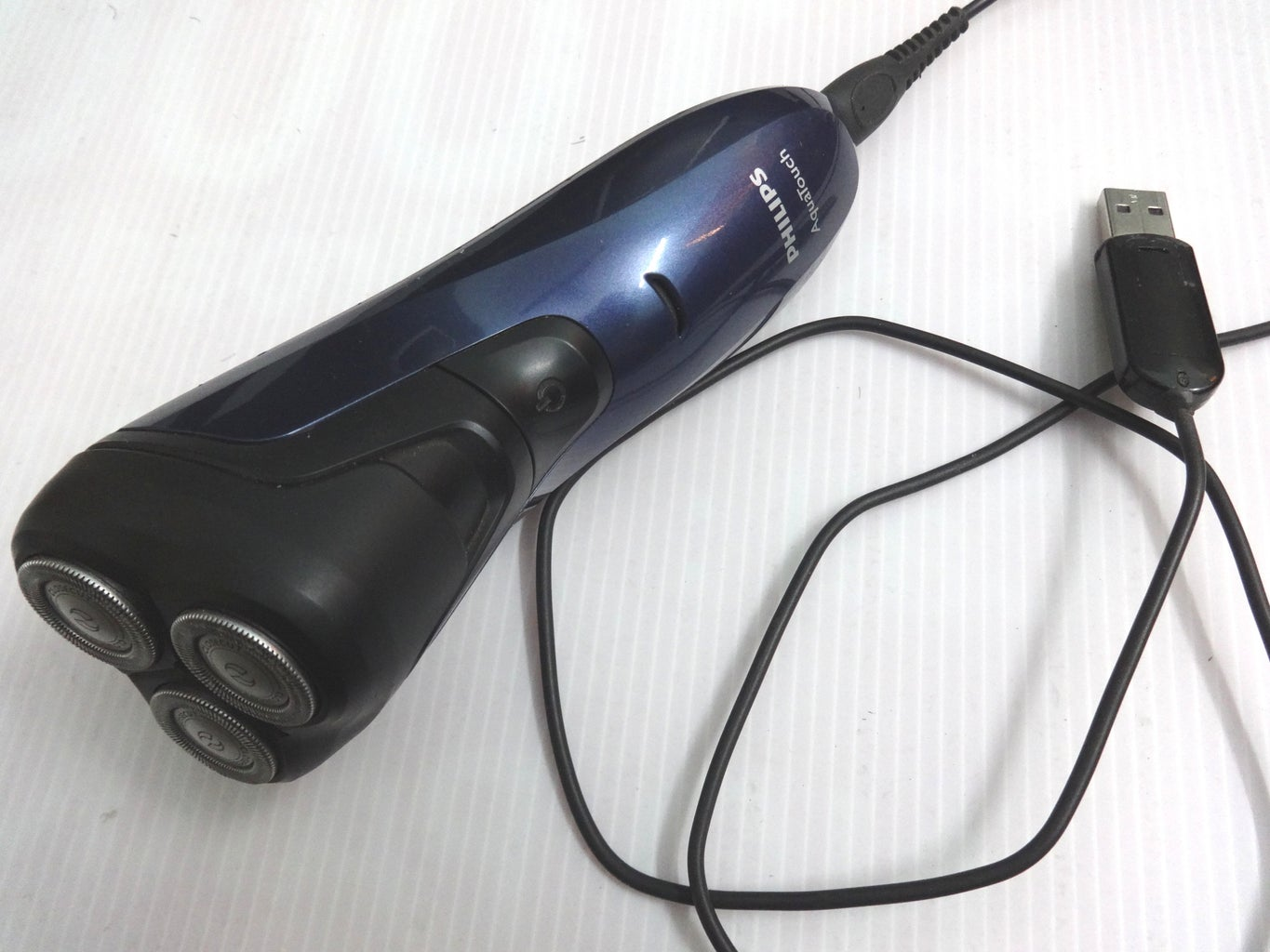 USB Powered Electric Shaver