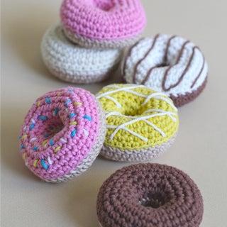Easy Crochet Doughnut