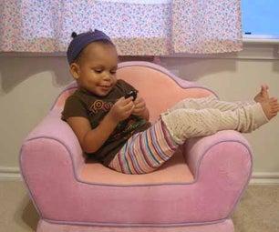 How to Turn Old Socks Into Toddler Leggings!
