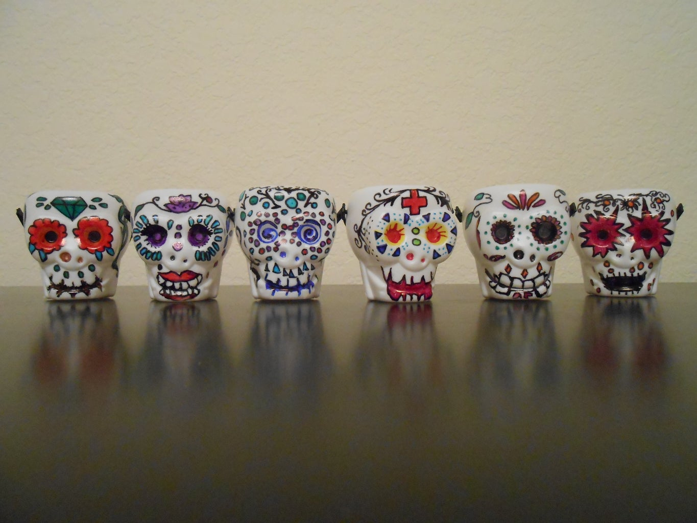 Drawing on Your Skulls.