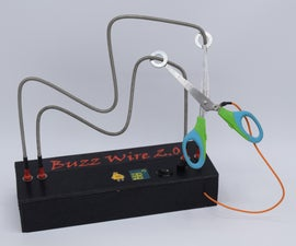 Buzz Wire Game 2.0