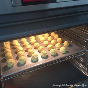 Bake at 180 Degree C/ 350 Degree F for 20-25 Minutes.