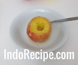 Vanilla Sky Apple - Microwave