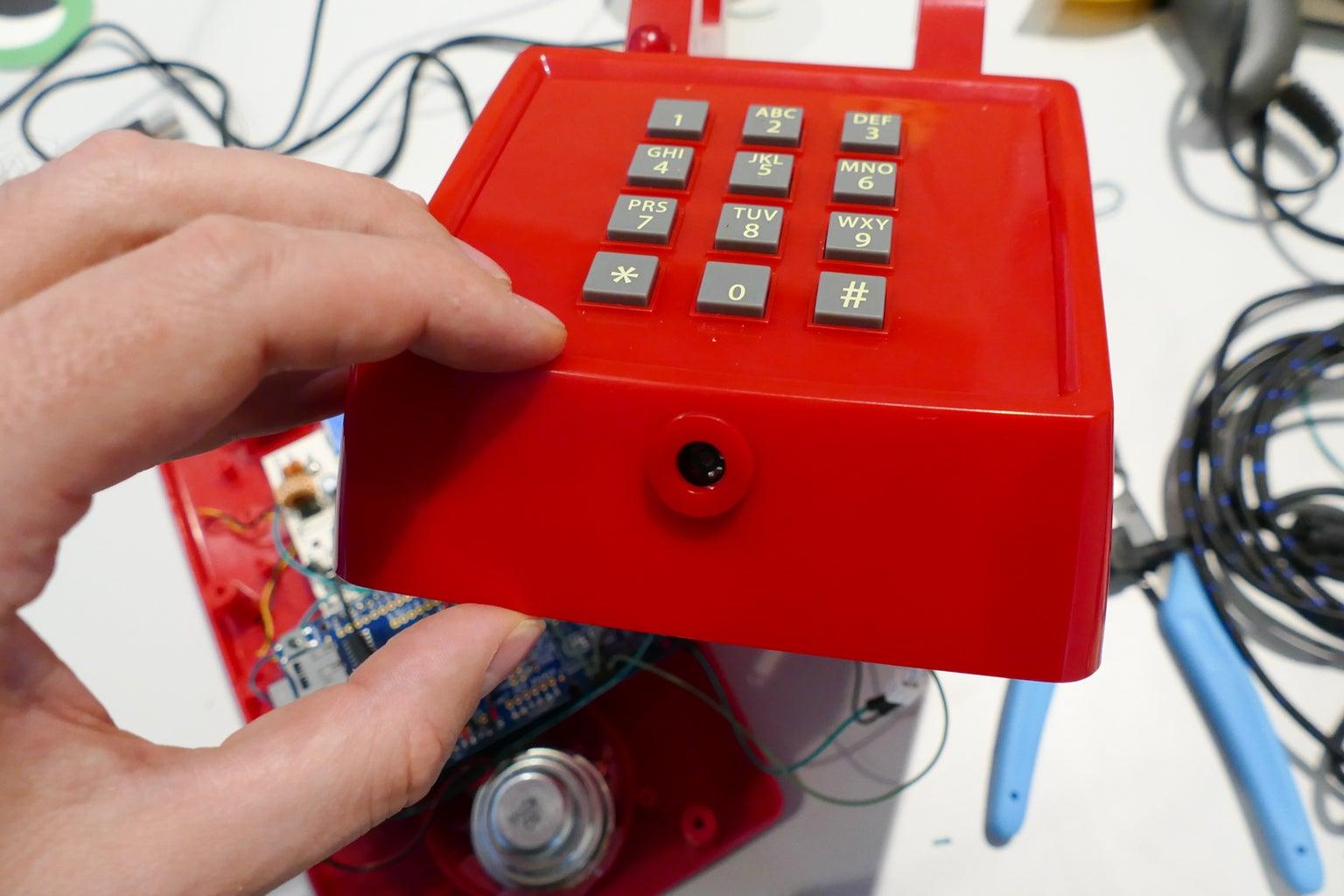Install Our Proximity (Motion) Sensor