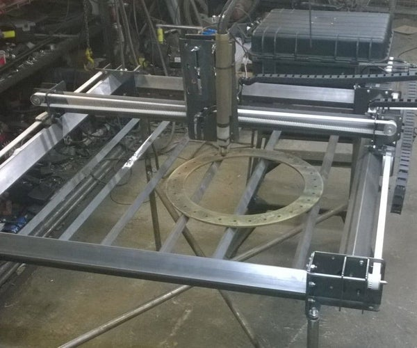 CNC Plasma Table