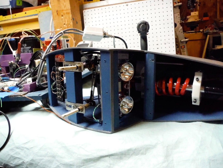 Wiring the Nose Blaster