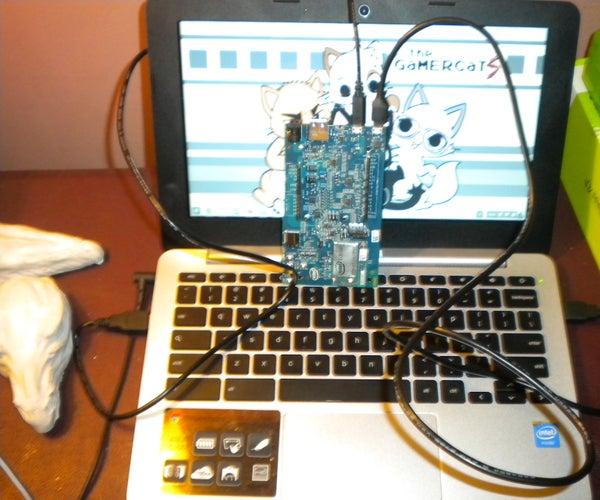 Chromebook Arduino and Intel Edison Guide for Intel IoT EDI Development on Budget