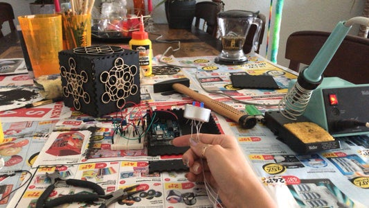 Bring Your Container and Arduino Together
