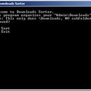 Batch File Downloads Sorter
