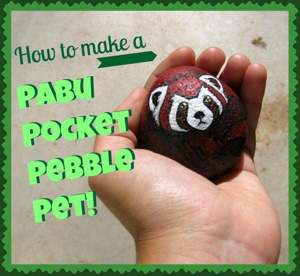How to Make a Pabu Pocket Pebble Pet