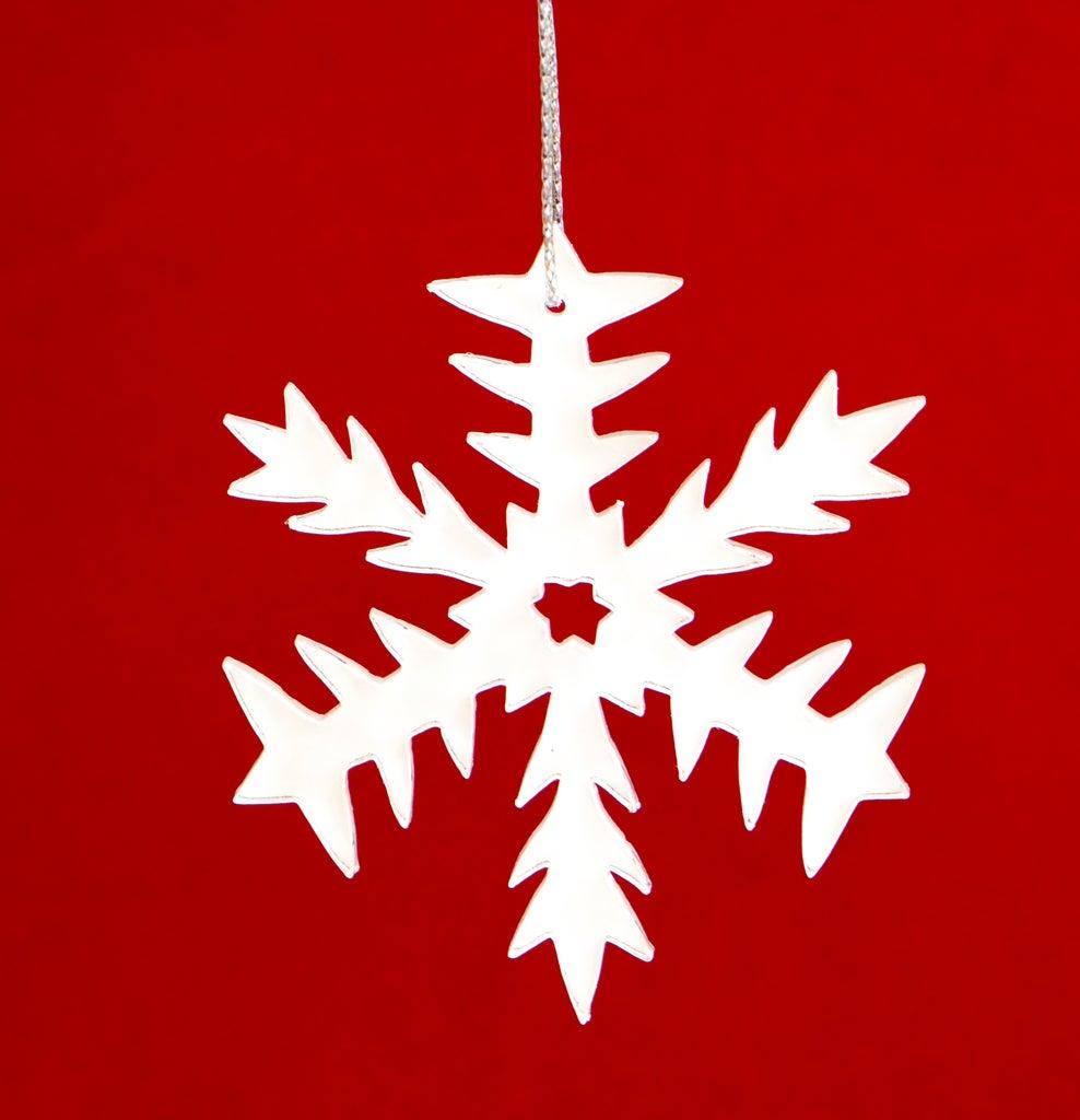 Enjoy Your Beautiful Snowflakes!