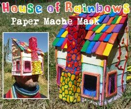 House of Rainbows Mask