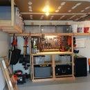 Garage Storage/Work Bench