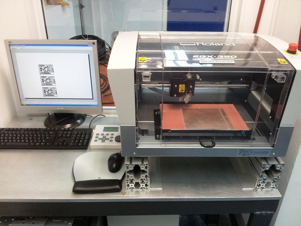 CNC - PCB Creation
