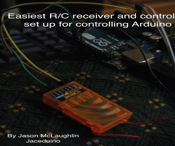 How to Control Motors With Arduino and RC Receiver in 10 Minutes