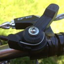 3D Printed Bike Shifter (friction)