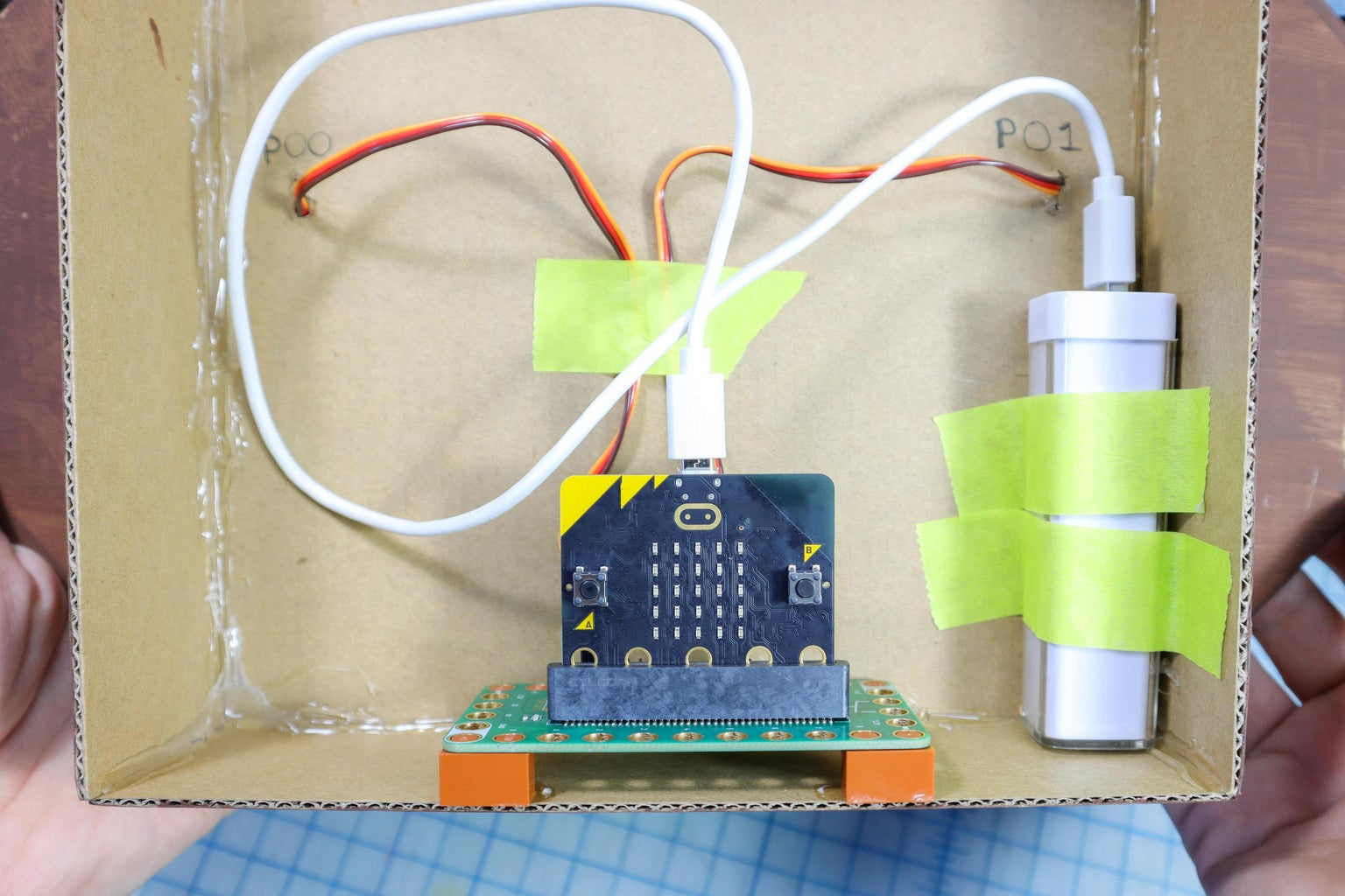 Add a Battery Pack