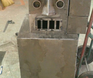 The Robot That Save Halloween