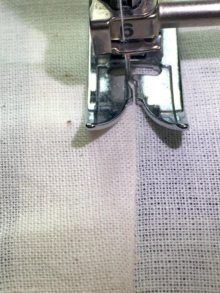Sewing: Belt and Hem