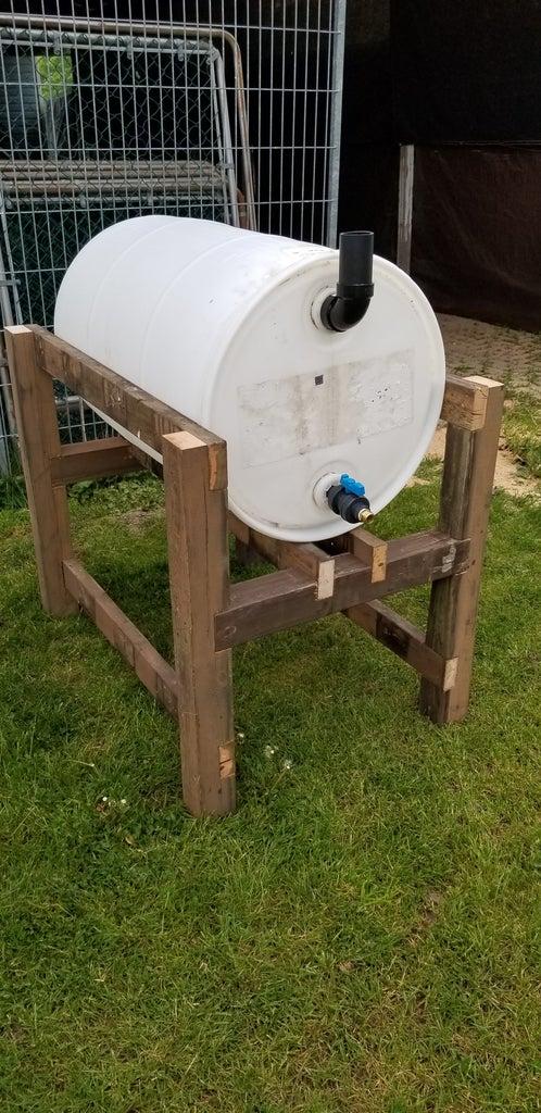 Adding the Barrels