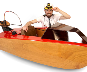 Mini Boat